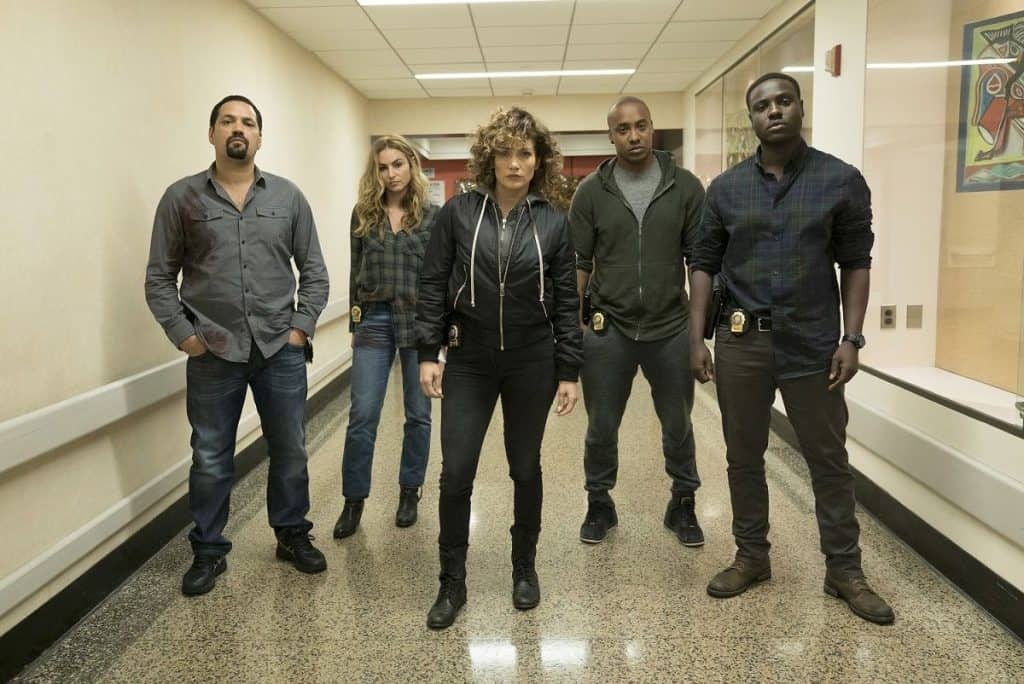 Cast of Shades of Blue Brooklyn Police Season 2